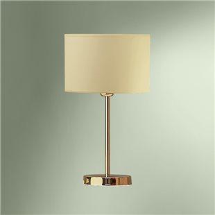 Настольная лампа с абажуром 240-512/13750 ЛИДЕР