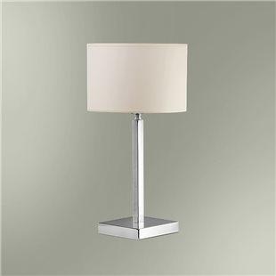 Настольная лампа с абажуром 240-502/13851 КАМЕЛОТ