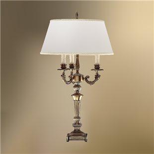 Настольная лампа с абажуром 29-522.56/13255 АЙВЕНГО