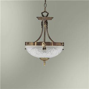 Светильник подвесной на 2 лампы диаметр 300 мм18255/2П БИРМИНГЕМ