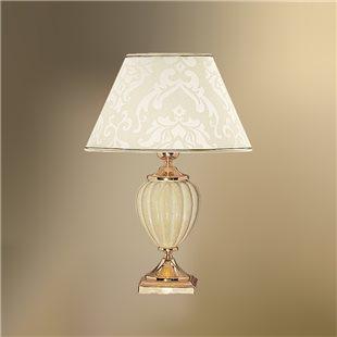 Настольная лампа с абажуром 29-402/95056 ПАЛЬМИРА